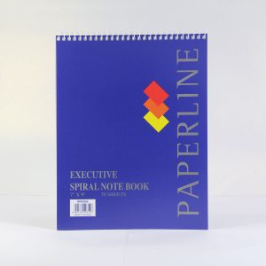 Continuous Spiral Notebook