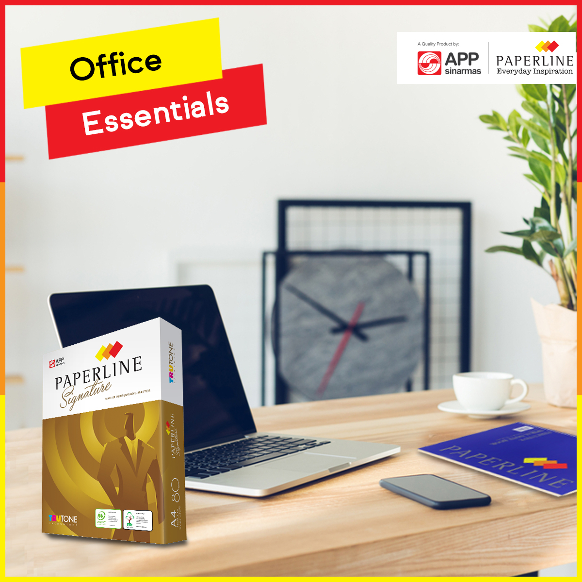 5 must-have paper-based office essentials