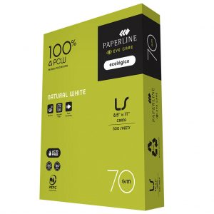 Paperline Natural White Eye Care Paper