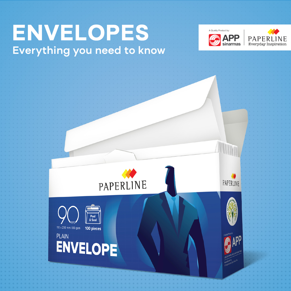 Envelopes – everything you need to know