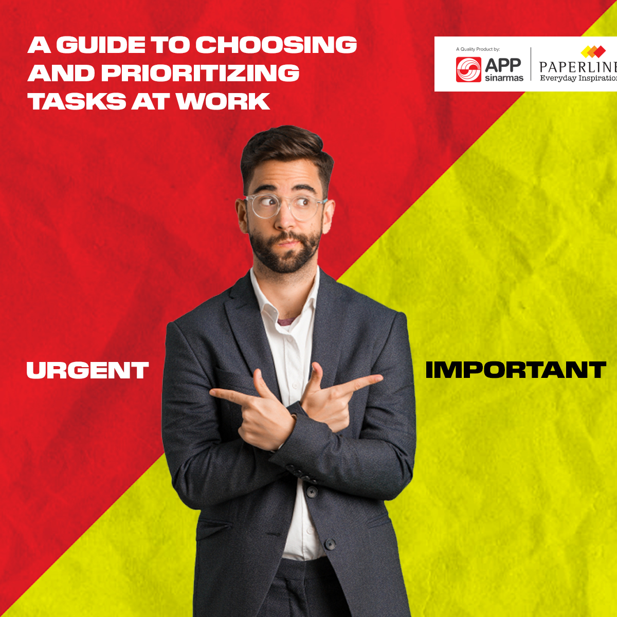 Urgent or important? A guide to choosing and prioritizing tasks at work