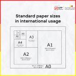 Standard Paper Size in International Usage