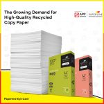 Growing Demand of High Quality Recycled Paper