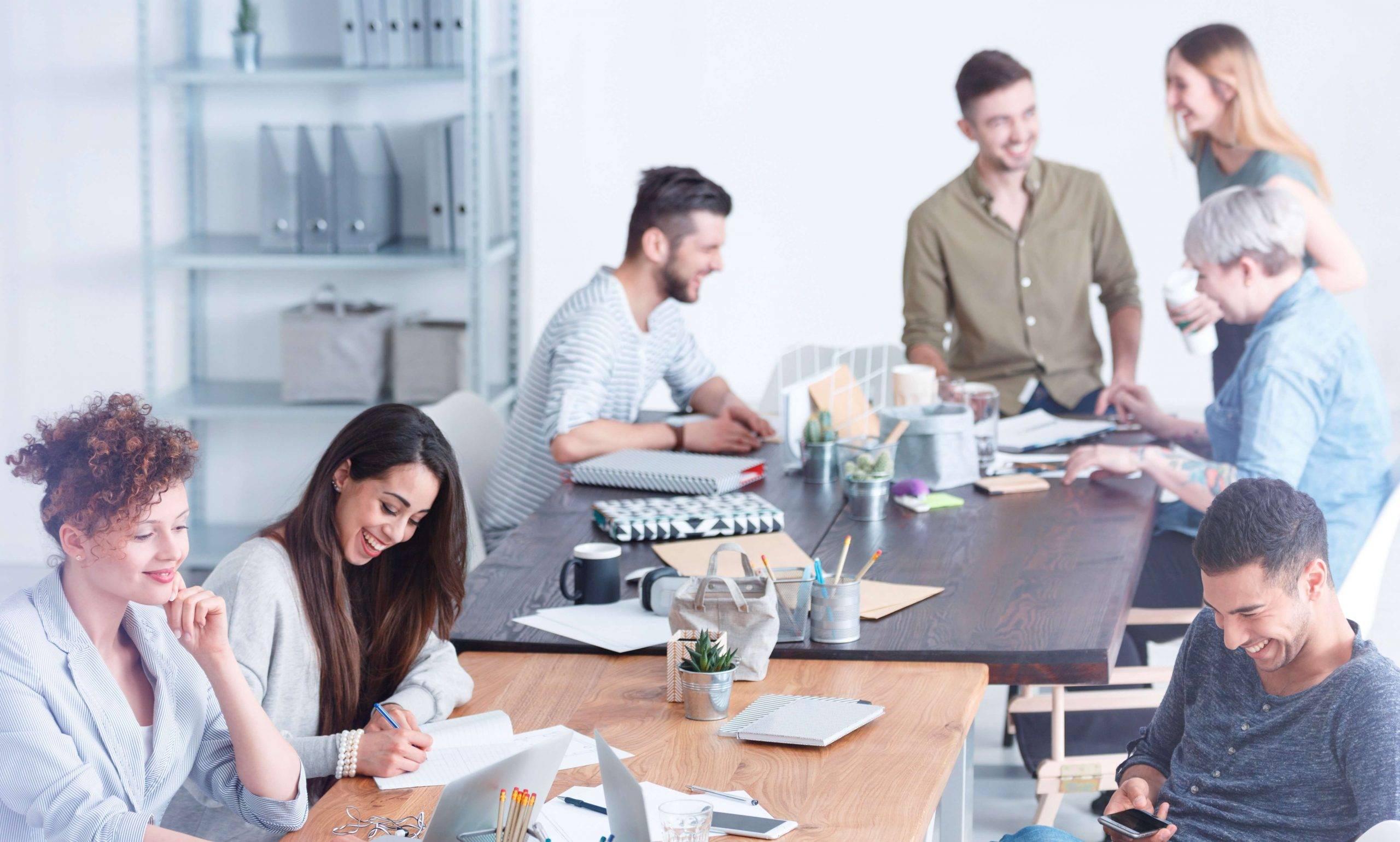 4 fun activities to improve your company culture.